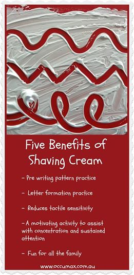 Five benefits of shaving cream