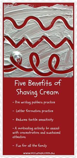 Five benefits of shaving cream